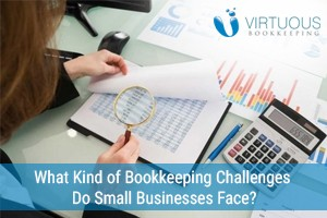 Bookkeeping Challenges Do Small