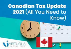Canadian Tax Update 2021 (All You Need to Know)