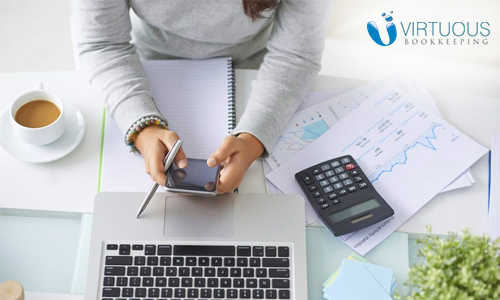Virtual Bookkeepers Keeps Reports Up to Date