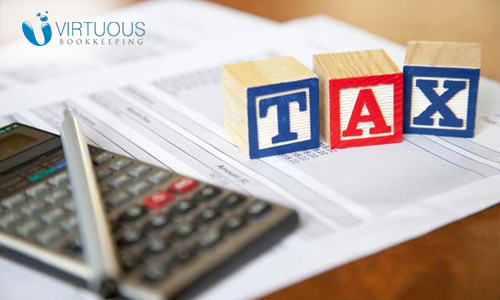 Virtual Bookkeepers Manages Sales Tax